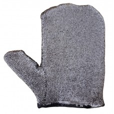 Graphite Coated Sanding Mitt (Right Hand) Graphite
